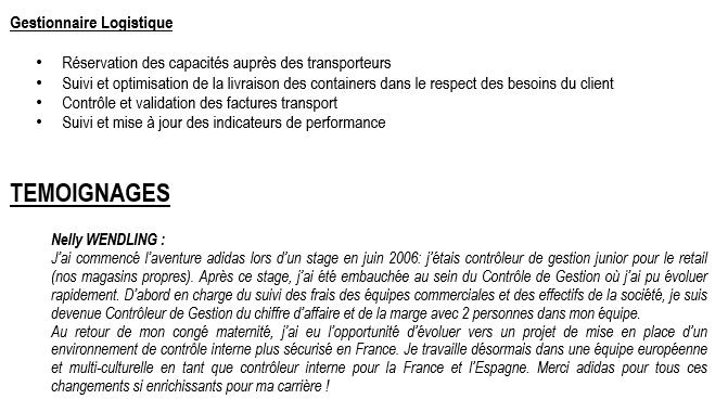 Adidas Group France Adresse